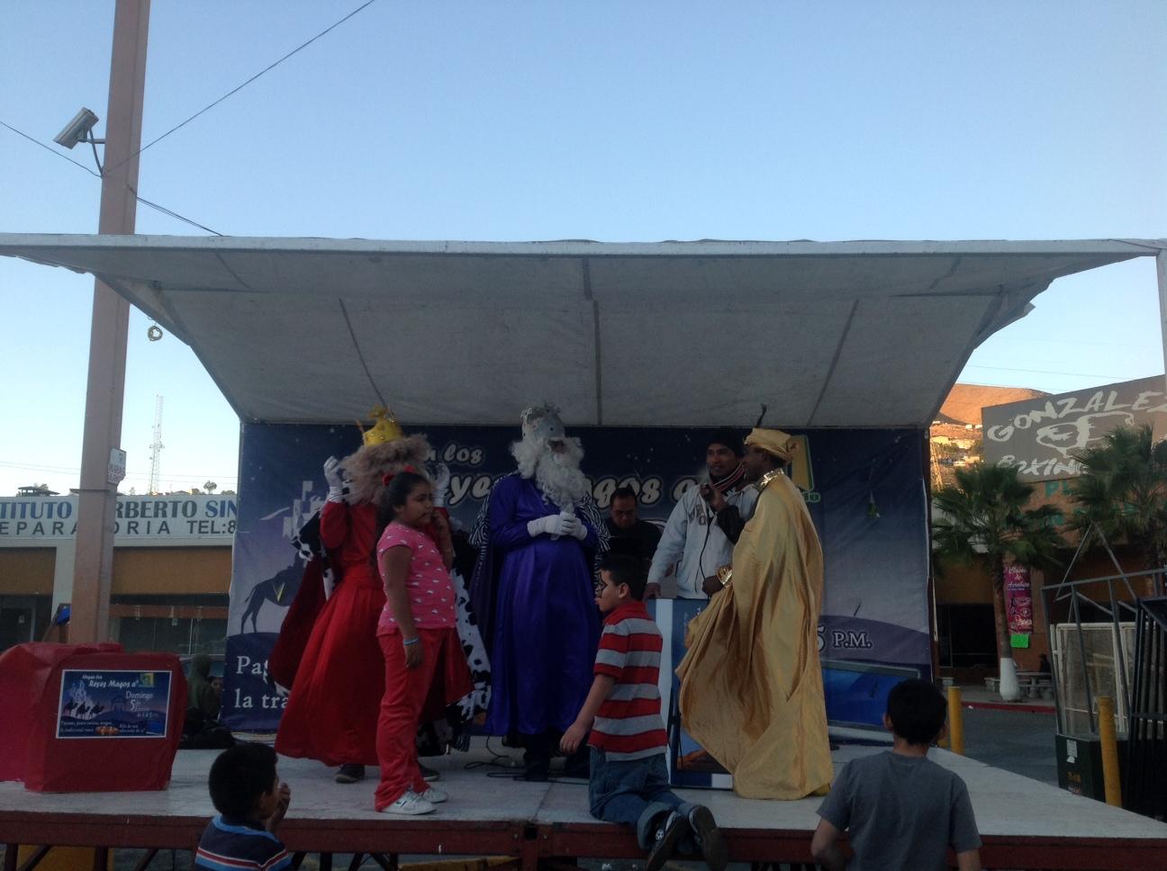 Día de Reyes 2014
